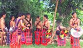 中部少数民族カトー族