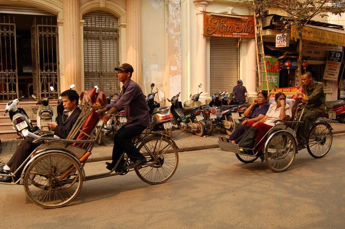 City tour Ha Noi