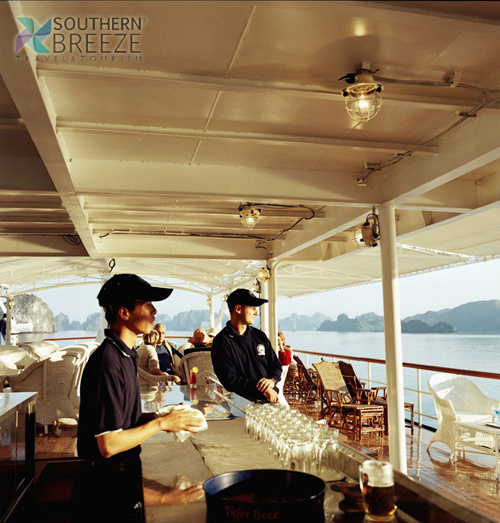 HLC-Erd- ha long cruise emraude