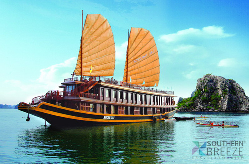 Ha Long - Indochina Cruise