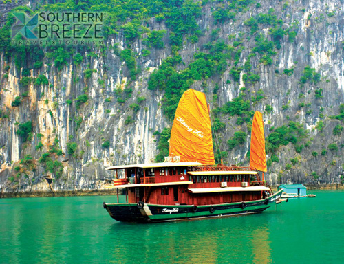Ha Long Cruise7