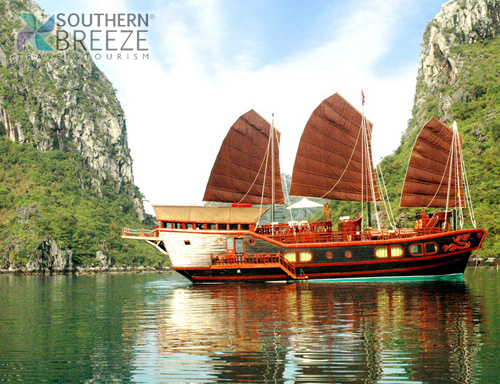 Ha Long Cruise9