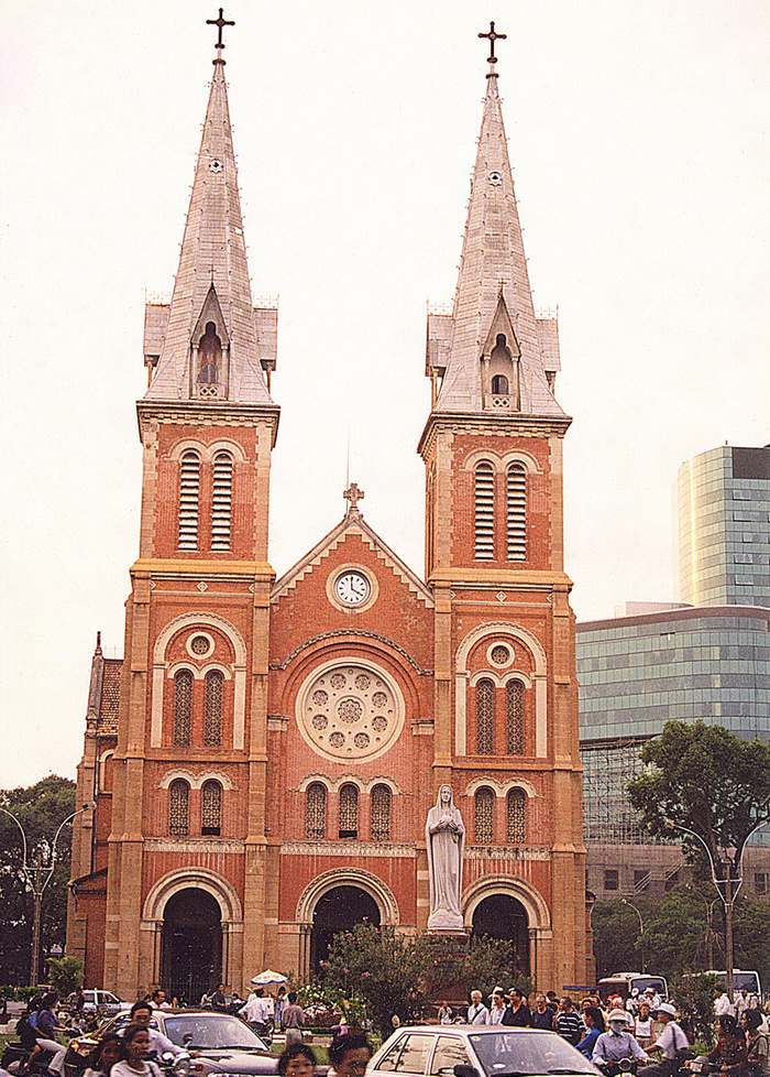 Cathedral Duc Ba