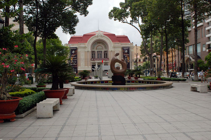 City tour Ho Chi Minh