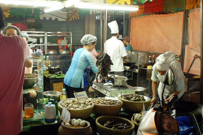 Ho Chi Minh Market