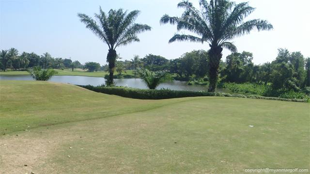 Pan Hlaing Golf club