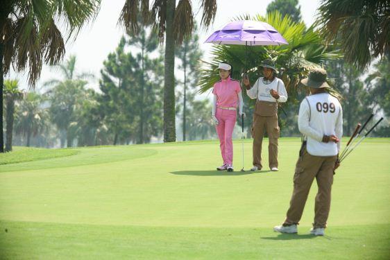 ヘロンレイクゴルフ