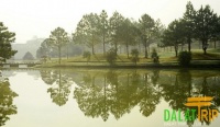 Dalat Palace Golf Club (Without Guide, The customer stay Dalat Rat Palace Hotel Only)