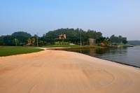 BRG KINGS ISLAND GOLF RESORT (KING'S ISLAND GOLF RESORT)(Lakeside view)*Tuesday off