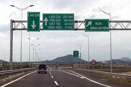 ハノイ‐ラオカイ間高速道路の橋工事のお知らせ