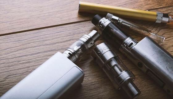電子タバコ持込&使用禁止のお知らせ