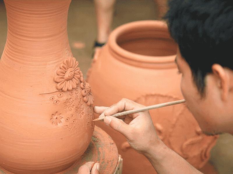 半日:バッチャン陶芸の里