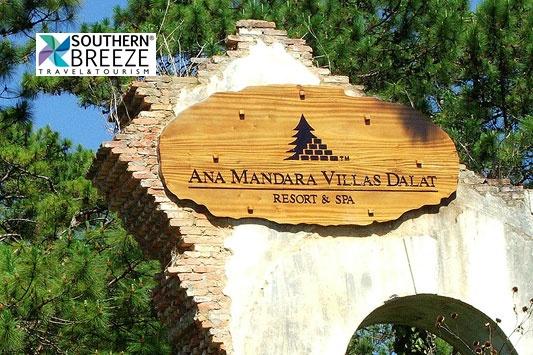 ANA MANDARA VILLAS DA LAT RESORT AND SPA