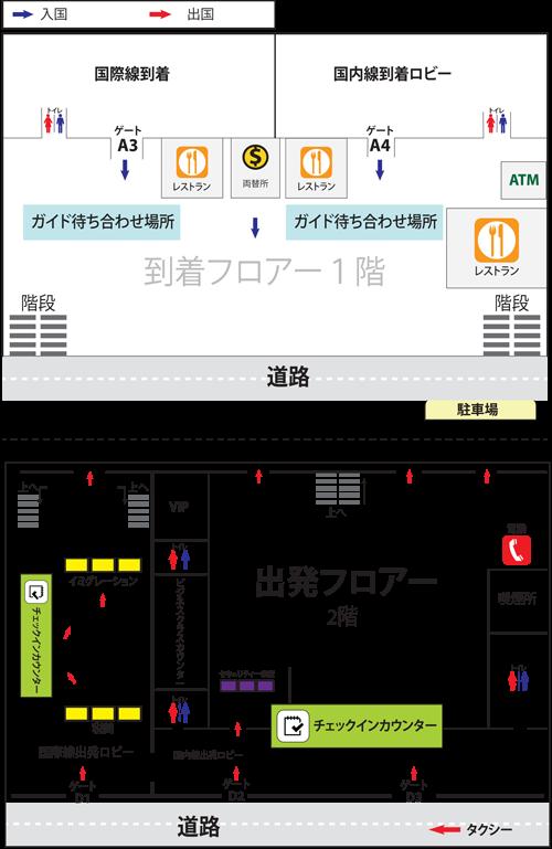 ダナン空港~ホイアン市内送迎(片道)