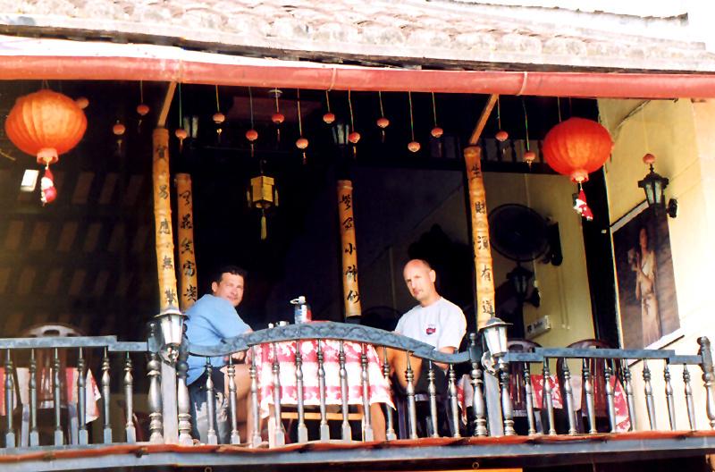 半日:世界遺産ホイアン観光(遠来橋、復建会館、フーンフンの家)
