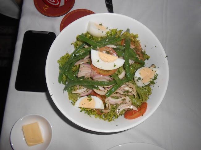 夕食:ARMAND'S アルマンズ(フレンチビストロ)