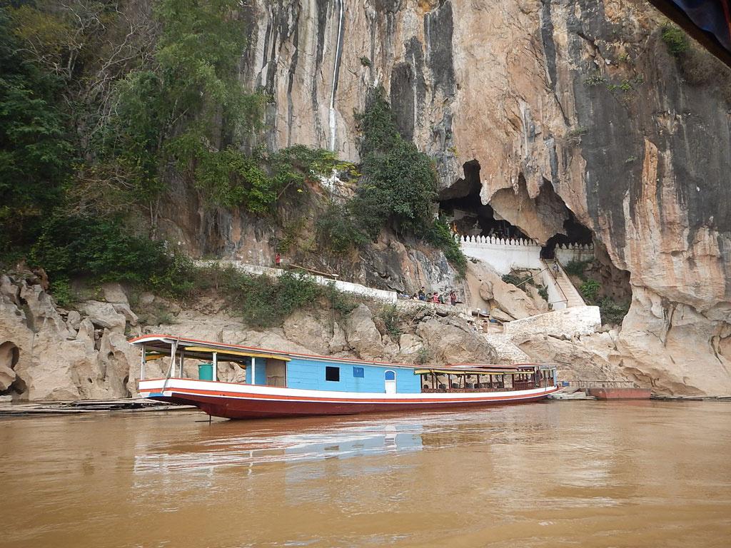 一日:パクオー洞窟とサンハイ村(昼食付)※2020年04月01日~観光地の入場料は含まない料金となります。