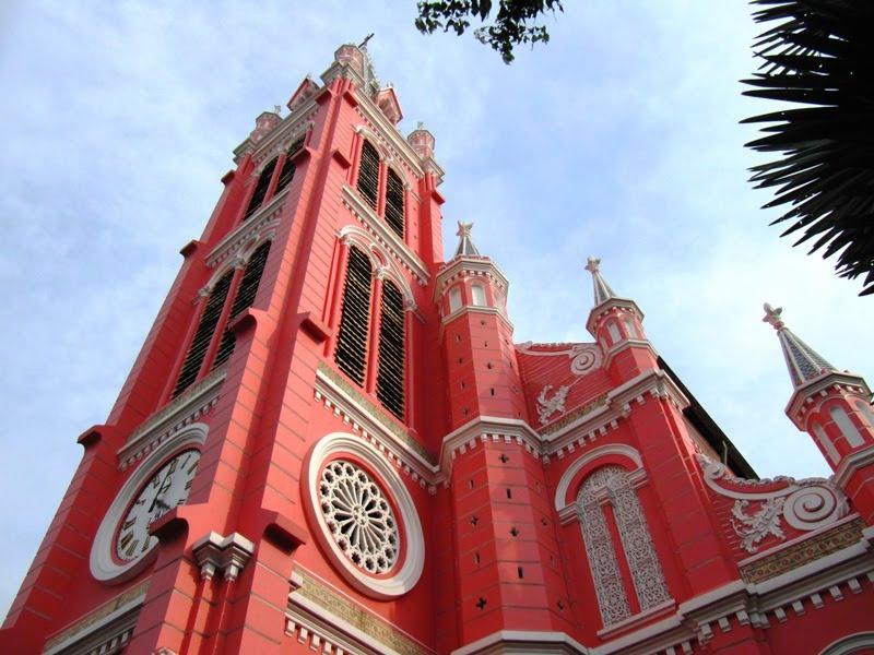 半日:タンディン教会&プチフランス巡り(昼食無)