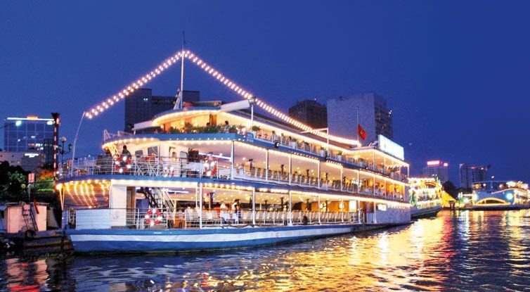 SAI GON RESTAURANT CRUISE SHIP