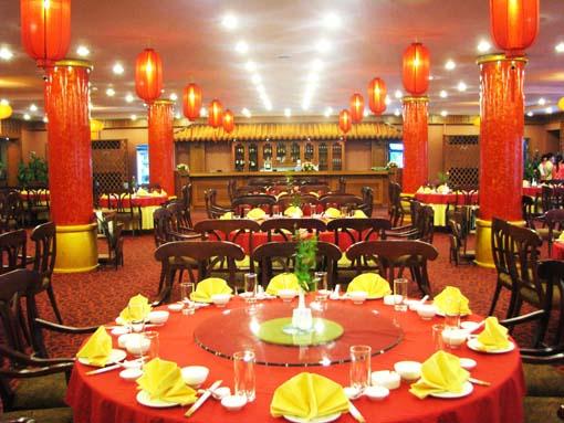 ハノイにある安くて満点な中華レストラン ザ・ファースト(中華料理)