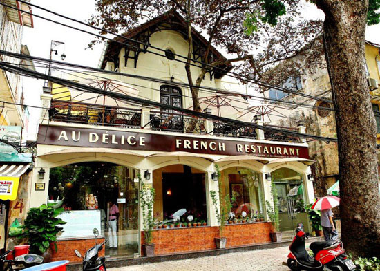 AU DELICE (French cuisine)