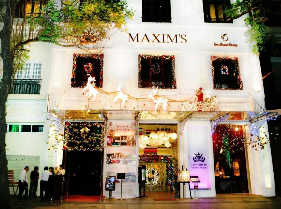 ホーチミンで人気の高い魅了的なベトナムレストラン!マキシマムズナムアン