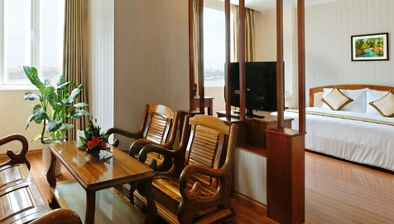 バンブー・グリーン ホテル