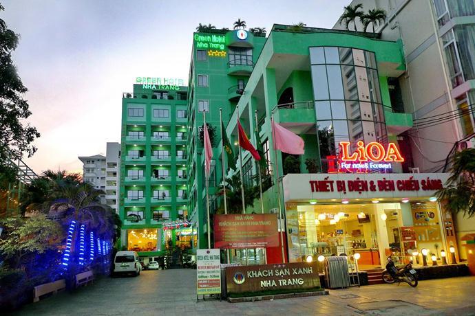 グリーンホテル ニャチャン