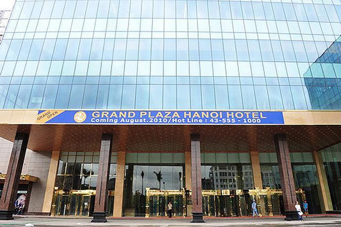 グランド プラザ ハノイ ホテル