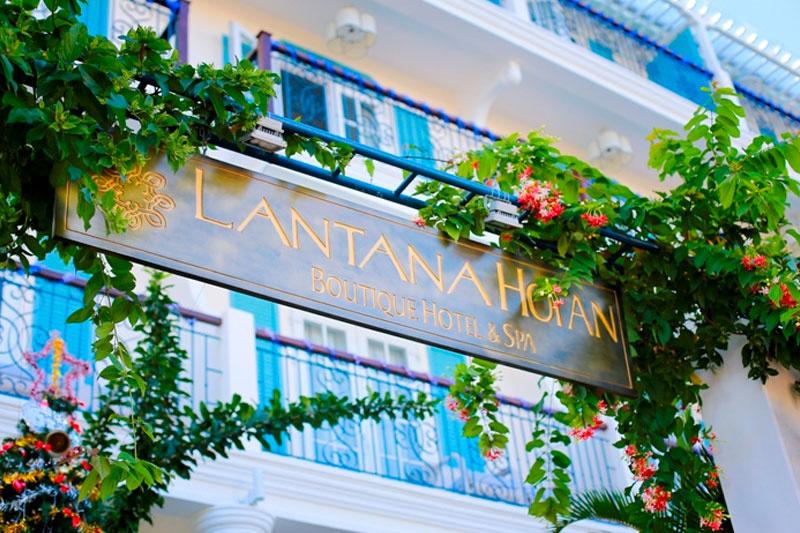 ランタナ ブティック ホイアン ホテル