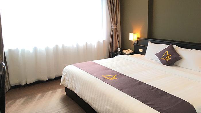 アズマヤホテル プノンペン