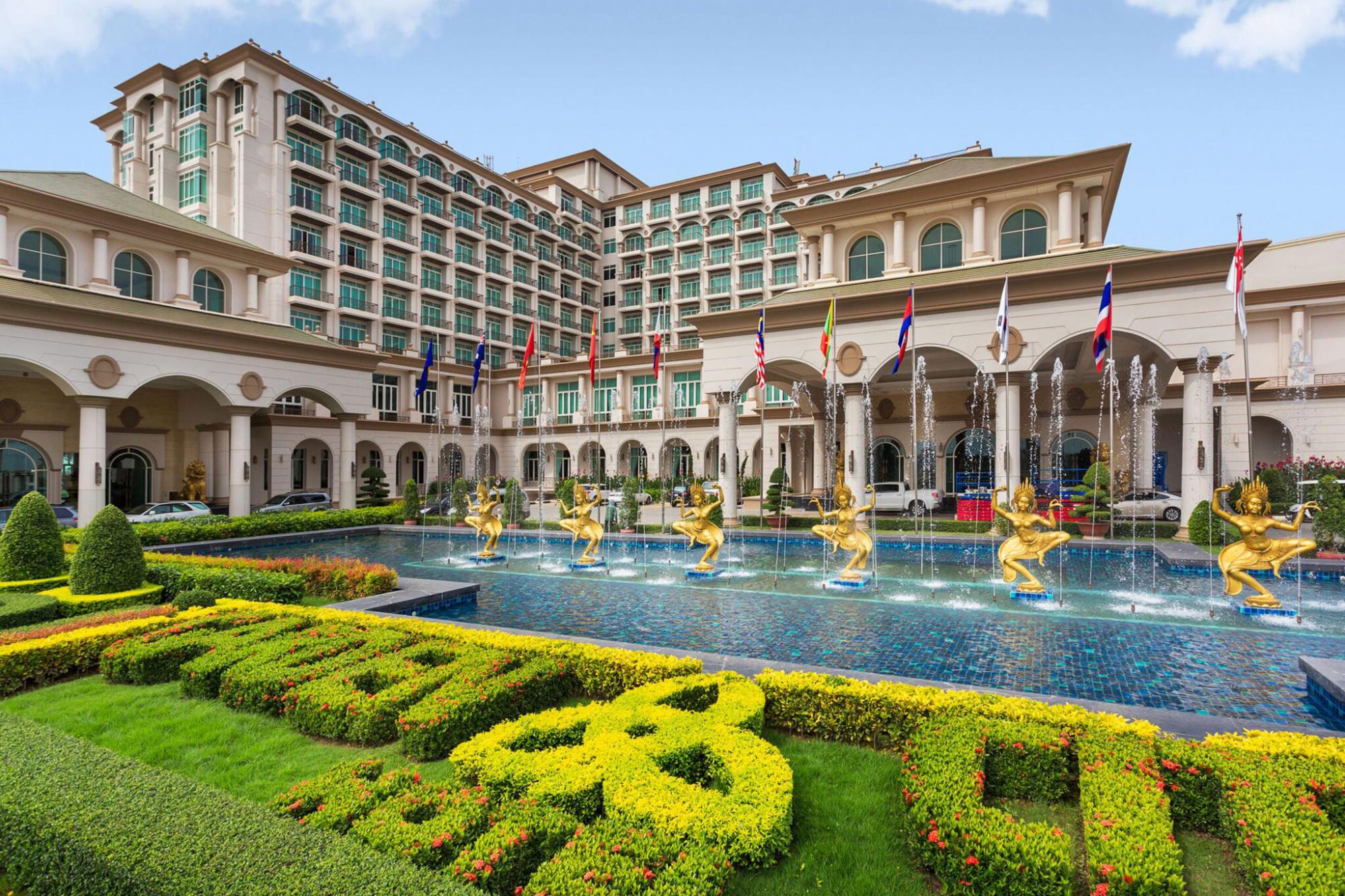 ガーデンシティホテル