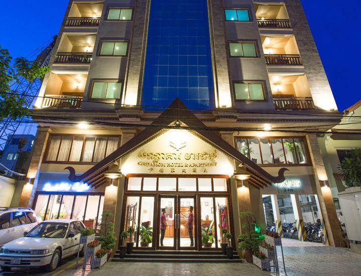 カルダモンホテル&アパートメント