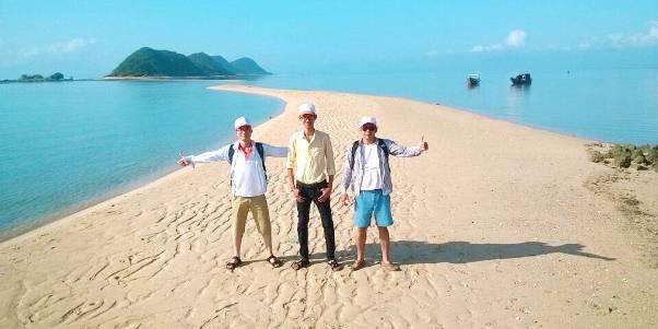 一日:ディエップソン島巡りツアー(昼食付) ※日本語ガイド同行 ※乾季(4月~9月)にお勧めのツアー