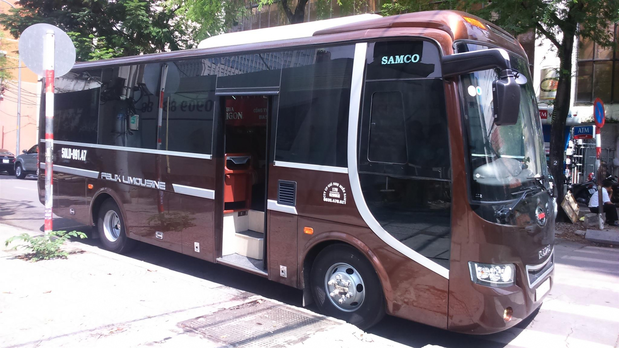 午前:豪華ラグジュアリーバスでホーチミン市内観光(昼食無)(統一会堂、戦争博物館、サイゴン大教会、中央郵便局、ベンタン市場)※サイゴン大教会は改修中です。