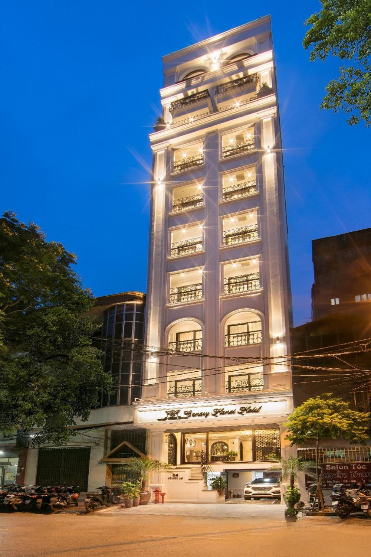カナリーハノイホテル