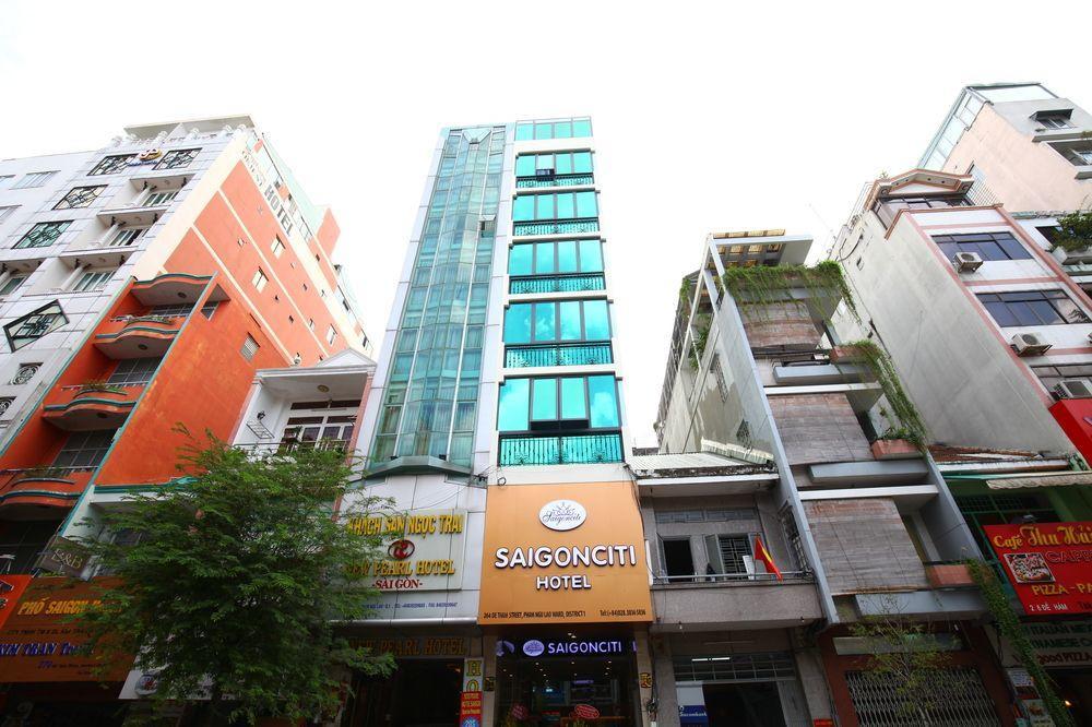 サイゴンシティホテル