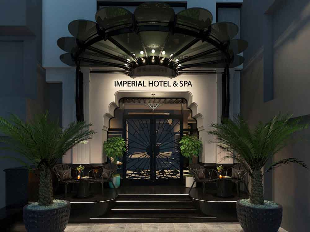 インペリアルホテル&スパ