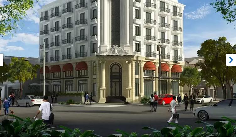 ルパビヨンホイアンパラディスホテル&スパ