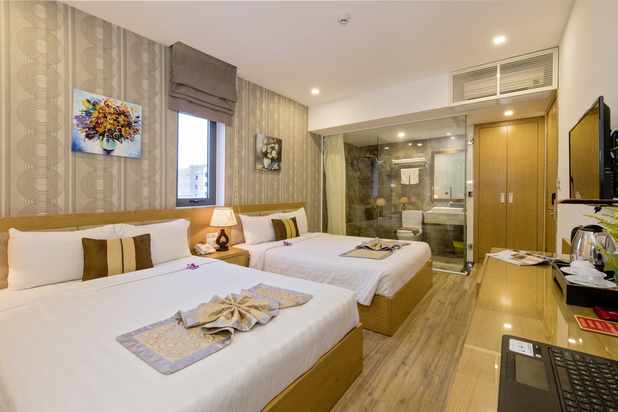 グランド サンライズ 2 ホテル