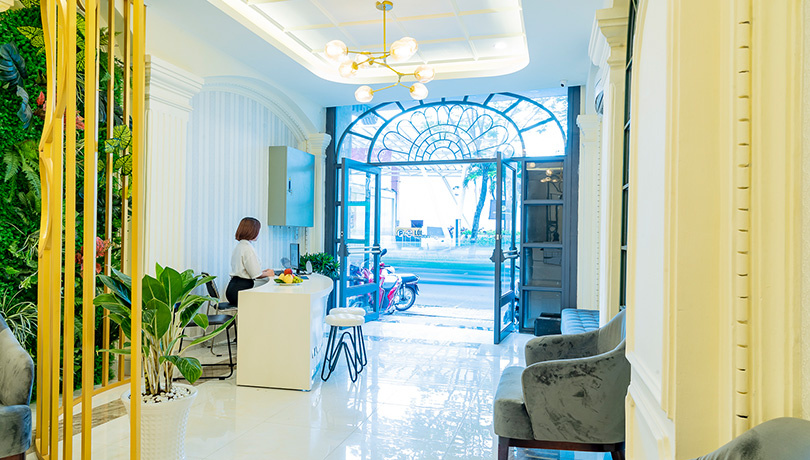 COSMO SQUARE HOTEL