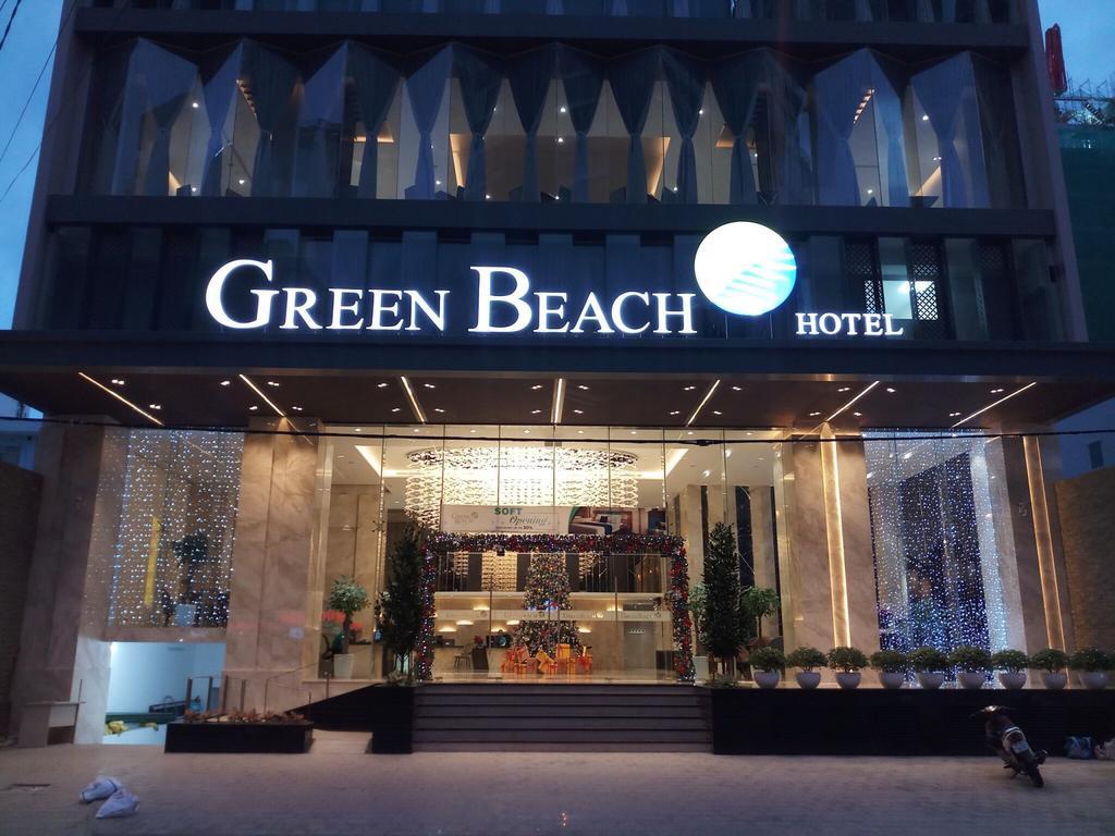 グリーンビーチホテル