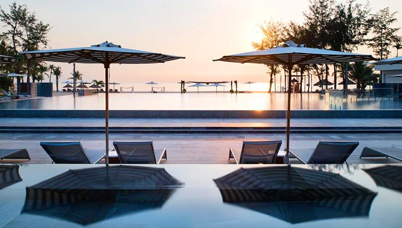 プルマンダナンビーチリゾート