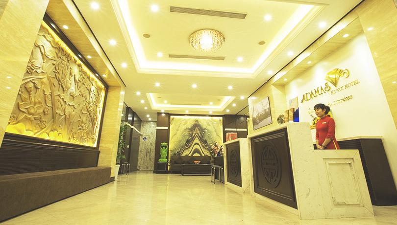 アダマス ハノイ ホテル