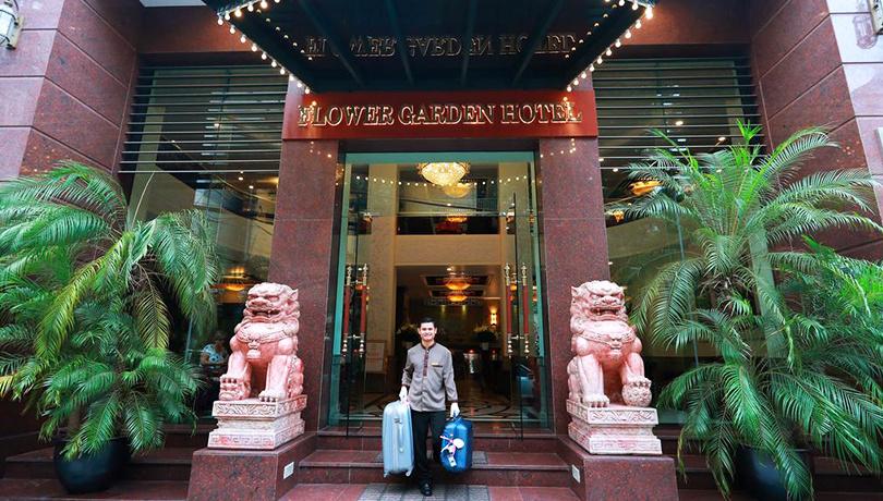 フラワー ガーデン ホテル
