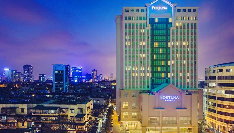フォーチュナ ホテル