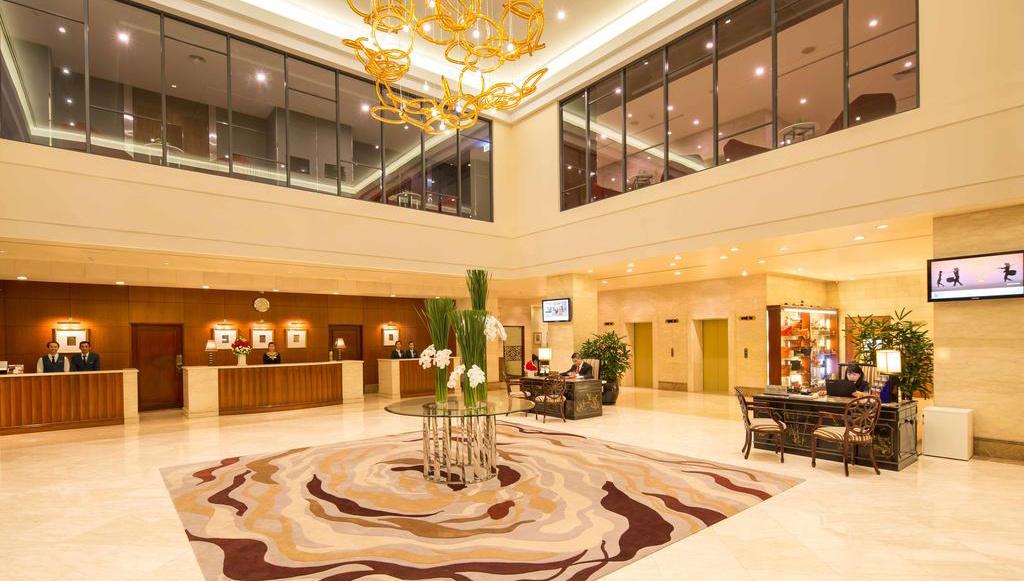 プレステージ ホテル