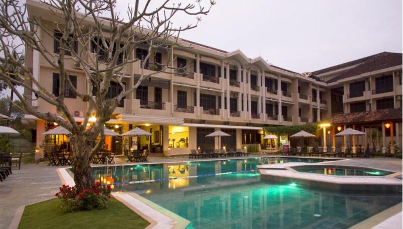 ザホイアンヒストリックホテルマネジードバイメリアホテル