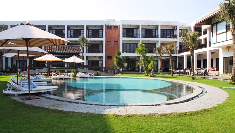 RIVER BEACH RESORT AND  RESIDENCES HOI AN