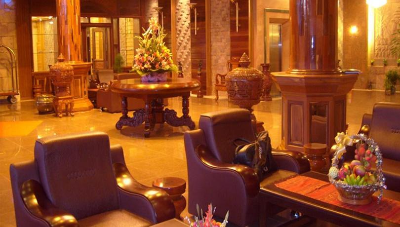 リバー パレス ホテル プノンペン